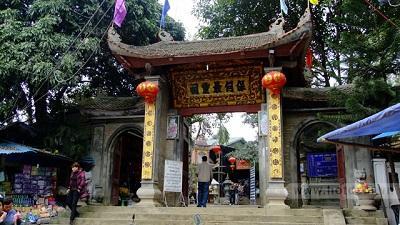 Đình Ken Lào Cai