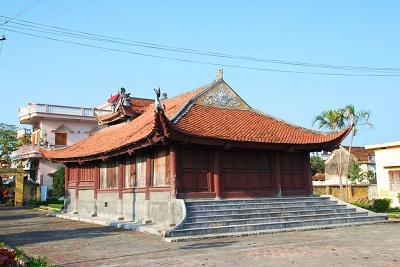 Di tích đình Kim Sơn ở Hải Phòng