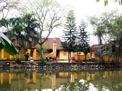 Di tích Đình Nhu Thượng