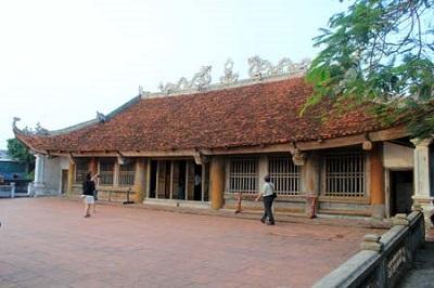 Đình Quan Lạn di tích kiến trúc nghệ thuật cấp quốc gia