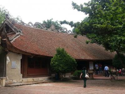 Đình Thổ Tang - Kiệt tác kiến trúc chạm trổ