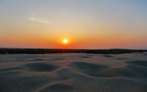 Nhĩ Hạ, tiểu sa mạc độc đáo ở Quảng Trị