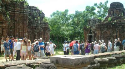 Khu đền tháp Mỹ Sơn - Di sản văn hóa thế giới