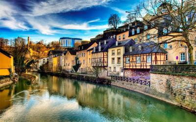 Du lịch Luxemburg, miền đất cổ tích của Châu Âu