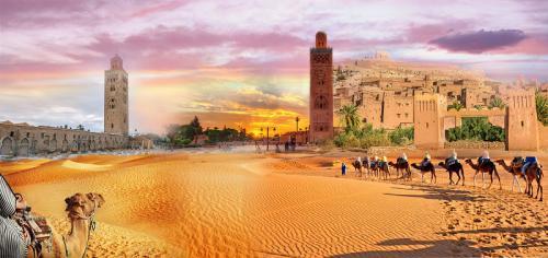 Đi những đâu để khám phá hết vẻ đẹp của Maroc