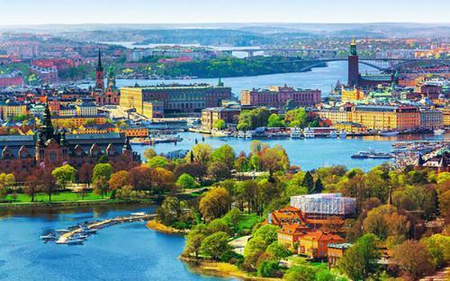 Thụy Điển - Đất nước mang màu sắc bình yên