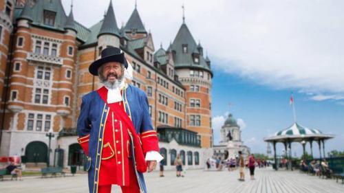 Bên trong Le Château Frontenac, khách sạn lên hình nhiều nhất lịch sử