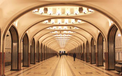 Mê mẩn với vẻ đẹp của những ga tàu lịch sử ở nước Nga