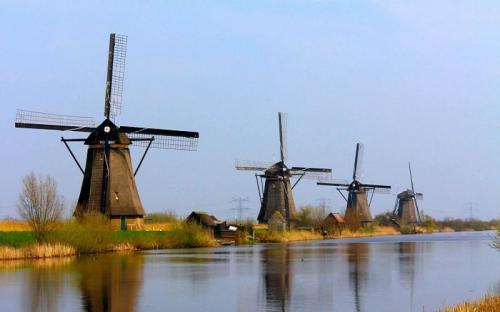 Du lịch Hà Lan đi đâu cho đáng?