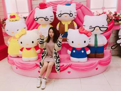 Đảo Hello Kitty xứ Hàn – thiên đường ngọt ngào đốn tim hàng triệu tín đồ mèo hồng