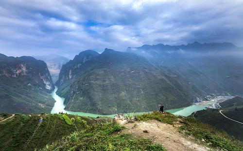 Check in hẻm Tu Sản - hẻm núi sâu nhất Đông Nam Á
