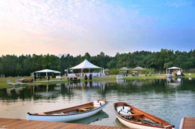 Kinh nghiệm đi du lịch hồ Đại Lải, Vĩnh Phúc