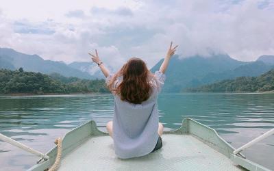 Ngẩn ngơ trước vẻ đẹp của hồ Na Hang - Tuyên Quang
