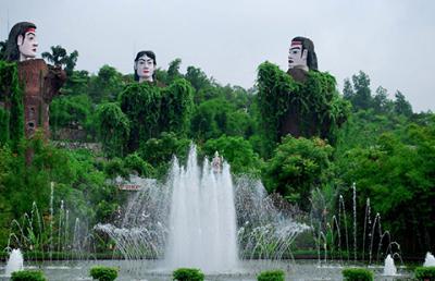 Vẻ đẹp huyền thoại của Hồ Núi Cốc, Thái Nguyên
