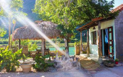 Quảng Bình thu hút du khách với nhiều homestay lý tưởng