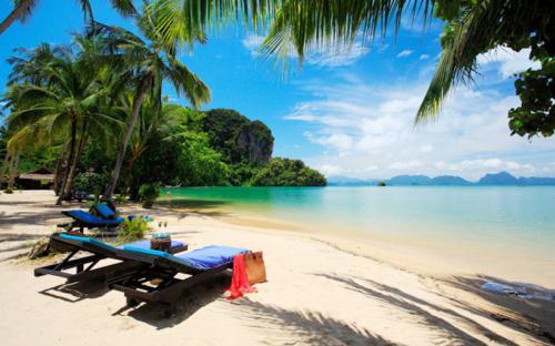 Những hòn đảo hoang sơ đẹp nhất Thái Lan