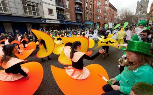 Bạn đã trải nghiệm 25 lễ hội thú vị này ở Ireland chưa? (p1)