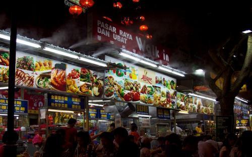 5 khu ẩm thực đường phố ngon nhất Kuala Lumpur dành cho người sành ăn