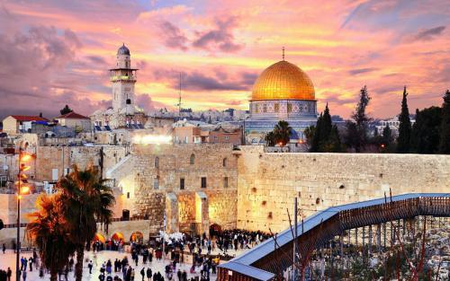 Hành trình khám phá vùng đất thiêng Jerusalem
