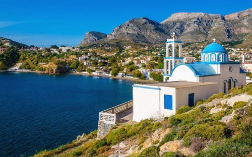 10 hòn đảo huyền diệu ở Hy Lạp bạn nên ghé thăm thay vì Santorini