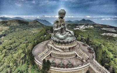 Lantau - nét chấm phá rất lạ của du lịch Hong Kong