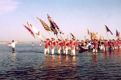 Khám phá lễ hội cầu Ngư ở Thái Dương Hạ