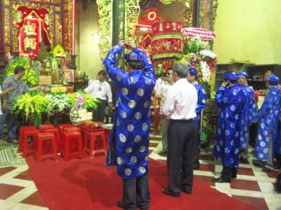 Lễ hội Giỗ Tổ Nghề Kim Hoàn