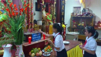 Đặc sắc lễ kỳ yên đình Phú Nhuận