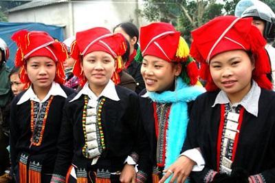 Lễ hội Trầu Sun của dân tộc Dao Đỏ