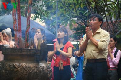 Lễ hội Vu Lan báo hiểu trên đất Huế