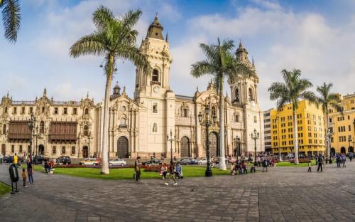 Tới Lima chơi gì vào tháng 5 này?