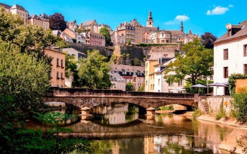 Thưởng ngoạn cảnh đẹp ở đất nước Luxembourg nhỏ xinh