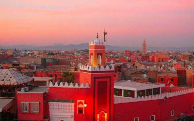 Đến thành phố Marrakech – chốn ăn chơi của những siêu sao bậc nhất thế giới