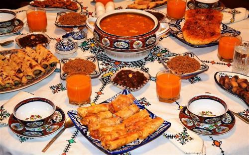 Đến Marrakech trong Tháng Hồi giáo Ramadan