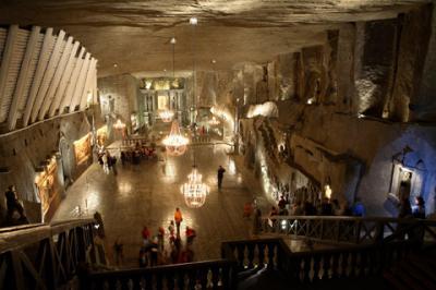 Wieliczka: Mỏ muối độc đáo ở Ba Lan