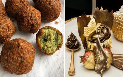 Cupcake dát vàng, dồi lạc đà và những món ăn lạ chỉ có ở UAE