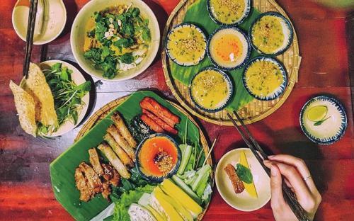 Đã mắt căng bụng với những món ăn ở Quảng Ngãi