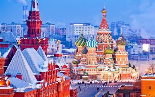 Moscow: Khám phá Quảng trường Đỏ cùng những khu phố đậm sắc màu văn hoá