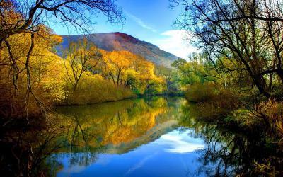 50 sắc thái mùa thu ở Mỹ 'đốn tim' du khách