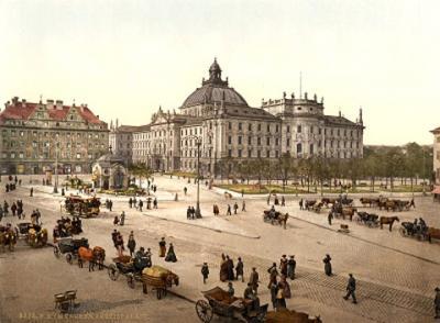Munich - Thành phố cổ kính và phồn hoa của Đức