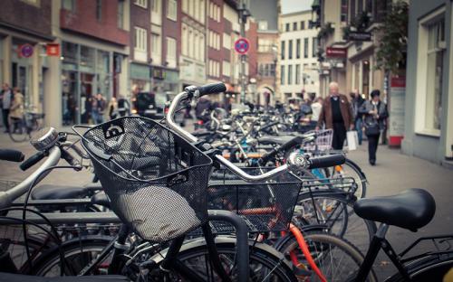 Vì sao Munster của Đức lại được mệnh danh là thành phố xe đạp