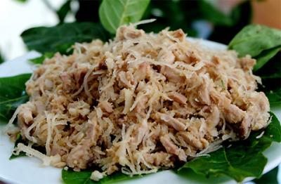 Về Nam Định ăn nem nắm Giao Thủy trứ danh