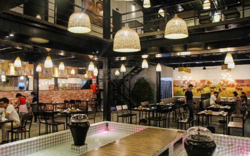 Gọi tên một số nhà hàng ngoại quốc chuẩn vị tại Đà Nẵng