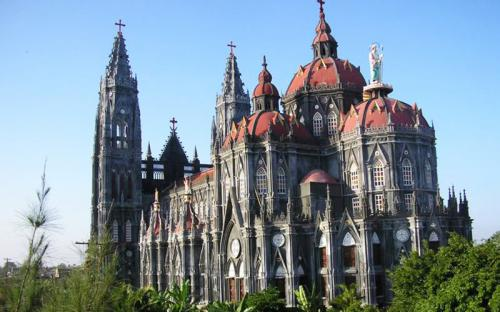 Những nhà thờ có kiến trúc độc lạ ở miền đất Nam Định