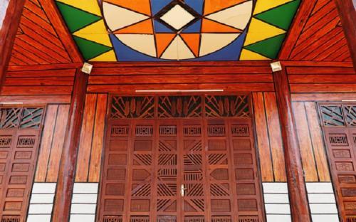 Nhà thờ tại Gia Lai mang kiến trúc nhà rông đầu tiên ở nước ta