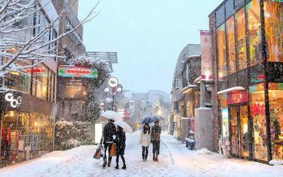 Những địa điểm đẹp không thể bỏ lỡ khi đến Nhật Bản vào mùa đông