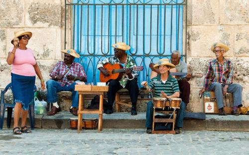 Nồng nhiệt Havana