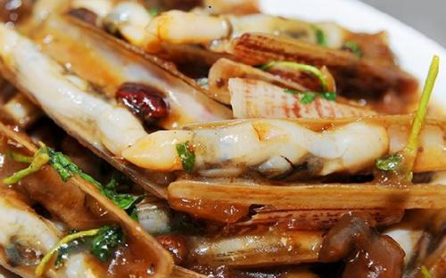 4 món ốc móng tay hấp dẫn ở Sài Gòn
