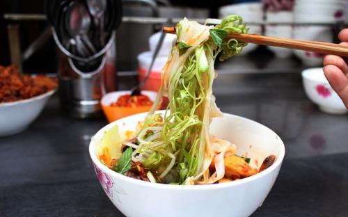 Phở chua Lạng Sơn, món ăn lạ miệng ăn là ghiền