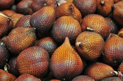 Qủa salak - đặc sản mùa hè của Indonesia